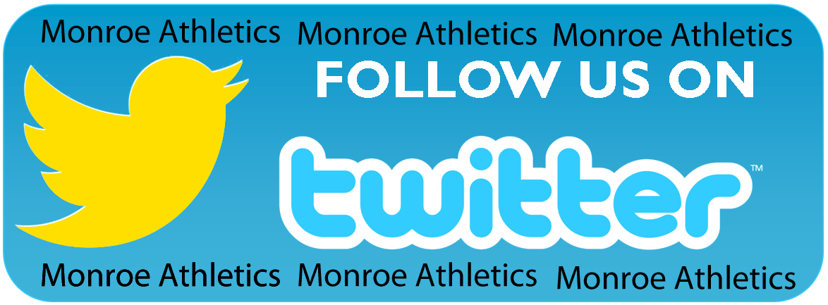 Follow Monroe Athletics on Twitter