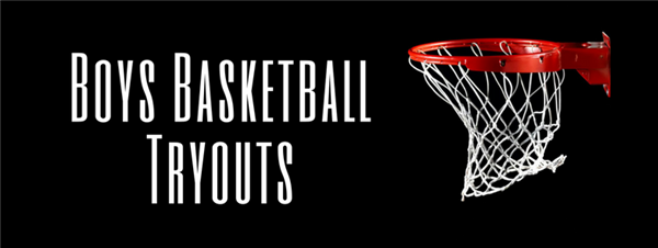 Boys Basketball / Tryout Information