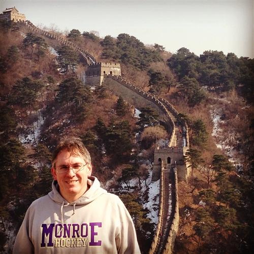 Mr.D @ Great Wall
