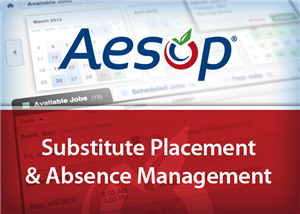 Aesop: Substitute Placement and Absence Management