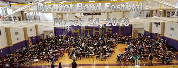 District Band 2018