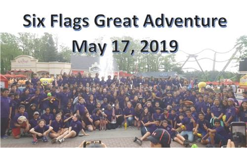 Six Flags 2019
